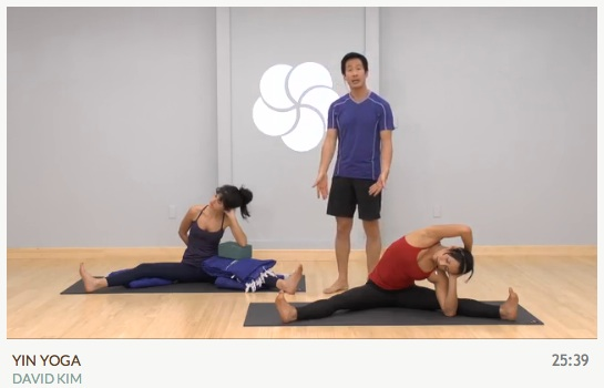 Yin Yoga Online Yoga Classes MyYogaWorks