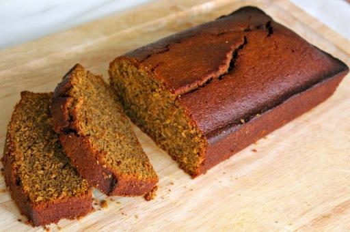 Healthy Pumpkin Bread Recipe by Pepper My Salt Blog