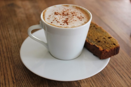 healthy pumpkin spice latte by pepper my salt blog